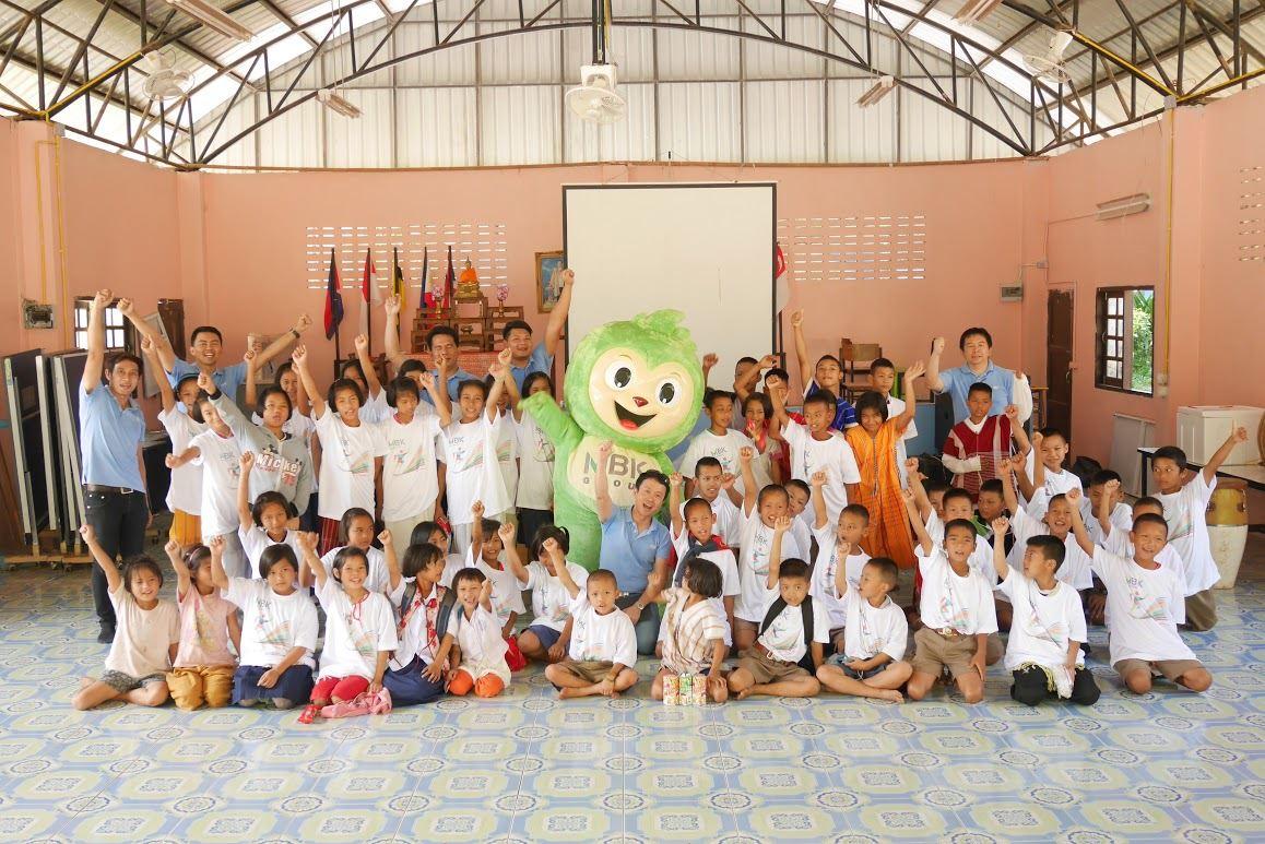 Baan Kong Mong Tha School Donation Trip at Karnchanaburi